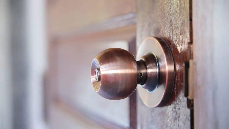 ¿Qué es lo que necesitas de una cerradura?