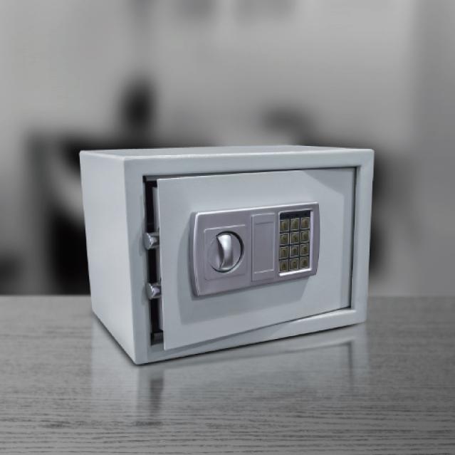 Generalidades acerca de la caja fuerte