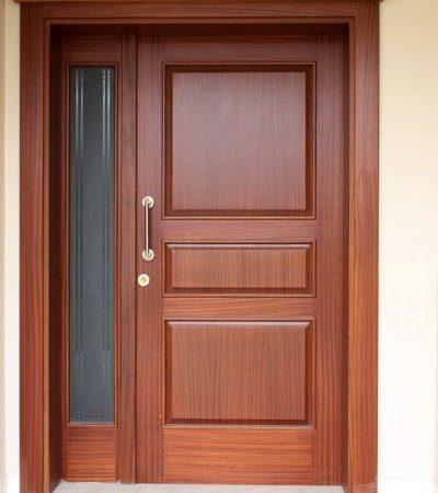 Toda buena puerta necesita un marco excelente